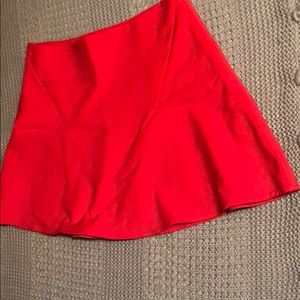 Zara mini skirt size M